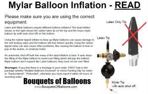 mylarinflation